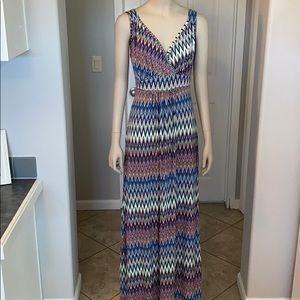 NWT loveappella Maxi Dress